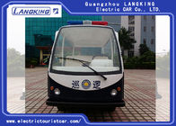 Multi Passenger Electric Patrol Car 1210/1200mm F/R Tread 3860×1430×1940mm